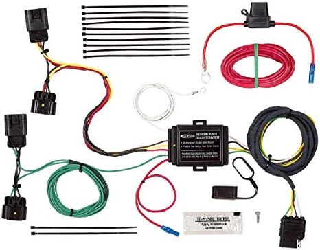 Hopkins 42274 Plug-In Simple Vehicle Wiring Kit Hopkins Towing Solution