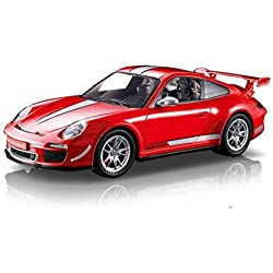Fully Functional Remote Control Porsche 911 GT3 Red Sports Car
