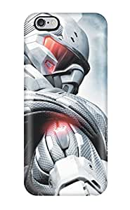 Renee Jo Pinson's Shop Hot Series Skin Case Cover For Iphone 6 Plus(crysis Game Hd)