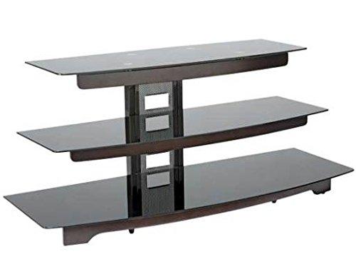 Sanus 3 Shelf Tv Stand (Sanus Systems BfAV550-Ch1 Basic Foundations 52-Inch, 3-Shelf A/V Stand)