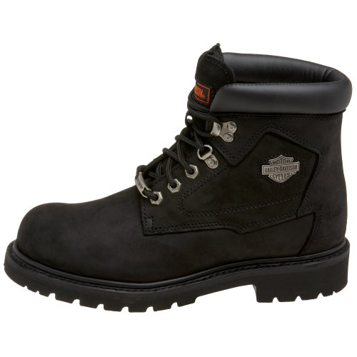 HARLEY-DAVIDSON FOOTWEAR Men's Badlands Motorcycle Boot