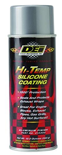 High Temperature Coatings (DEI 010302 Aluminum High-Temperature Silicone)