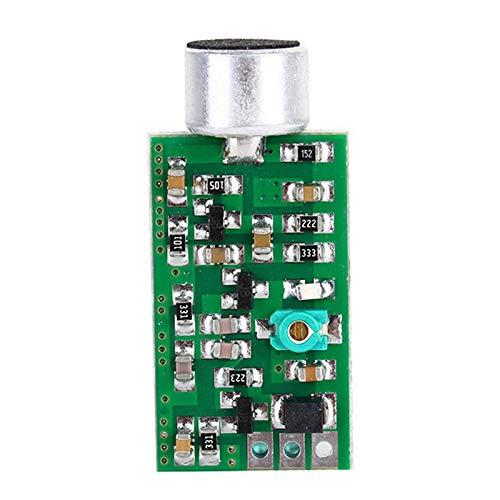 Semoic FM Transmitter Module Board 88MHZ-108MHZ BugWiretap Dictagraph Interceptor by Semoic (Image #7)
