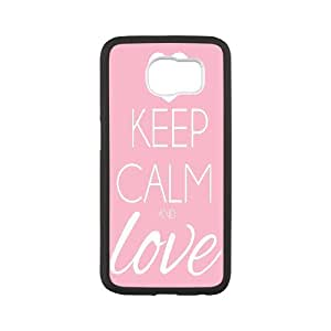 Winfors Happy Valentine's Day Phone Case For Samsung Galaxy S6 G9200 [Pattern-2]