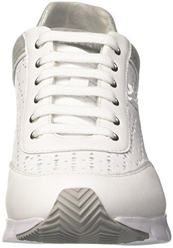 Donna Kara Sneaker Lumberjack Lumberjack Bianco Kara 0IqwSZRxp