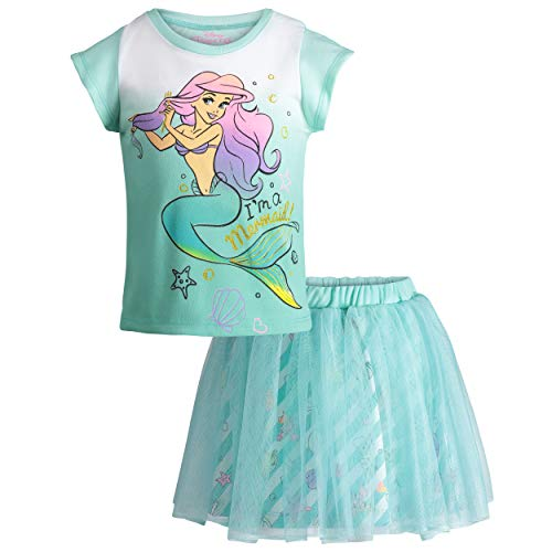 Disney Clothes For Children - Disney Little Mermaid Ariel Toddler Girls'
