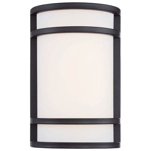 Cheap Minka Lavery Minka 9802-143-L Contemporary Modern Ac LED Pocket Lantern from Bay View Collection in Bronze/Darkfinish, Upc-747396091013, Oil Rubbed Finish