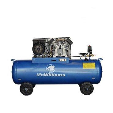 Compresor de aire con depósito de 150 litros y motor de 3 caballos de fuerza
