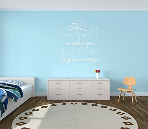 christian-wall-decal-quotes-christian-everlasting-beginnings-lds-apostle-dieter-f-uchtdorf-religious
