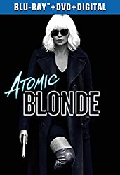 Atomic Blonde (Blu-ray + DVD + Digital HD)