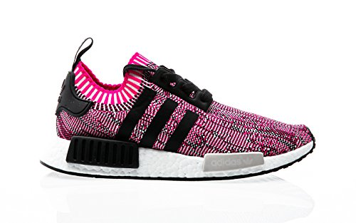 1caa56380a4e0 Galleon - Adidas Originals Women s NMD r1 W Pk Sneaker (9 B(M) US) Pink  Black White