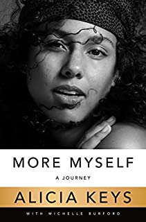 Book Cover: More Myself: A Journey