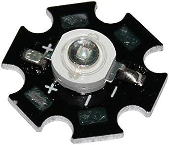Leistungs Led Star Ø20x6 8mm Kalt Weiß 6000k 3 2v 700ma 200 240lm 120 Beleuchtung