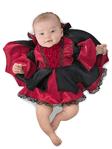 Princess Paradise Baby Girls Lil Victoria The Vampiress, As As Shown, 3-6 Months