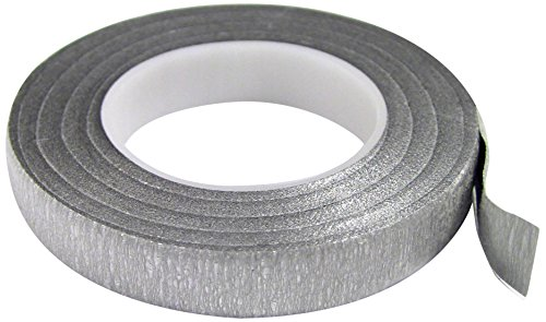 Darice Tape (Darice P35754-102 1-Piece Floral Tape, 30-Yard, Silver/Metallic)