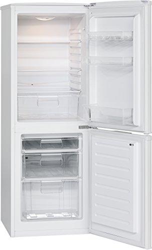 Bomann KG 320 Kühl-Gefrier-Kombination / A++ / 163 kWh/Jahr / 112 L Kühlteil / 48 L Gefrierteil / weiß
