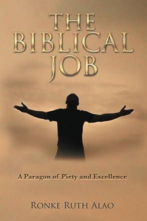 The Biblical Job