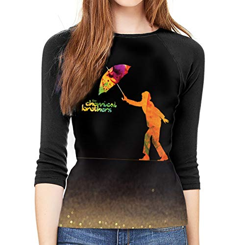 HangHisi The Chemical Brothers Boys /& Girls O Neck Regular Style Tee Long Sleeve T Shirt Leisure