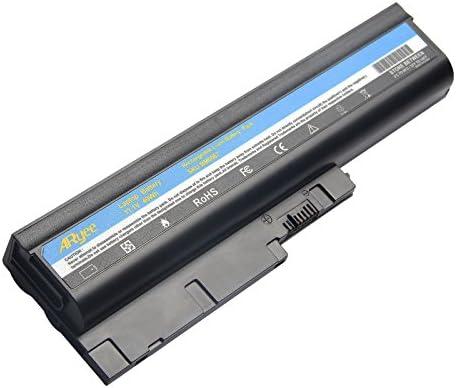 ARyee 4400mAh 11.1V T60 Reemplazo de la Batería del Ordenador Portátil de la Batería de para Lenovo Thinkpad T60 T61 Z60 R60 R60e T60p T60 Z61e Z61p R61 ...
