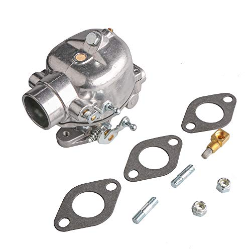MOSTPLUS New Carburetor Carb Carby for Ford Tractor 2N 8N 9N Replaces 8N9510C-HD, 8N9510C, TSX241B, TSX-241B, TSX241C, TSX-241C, TSX33
