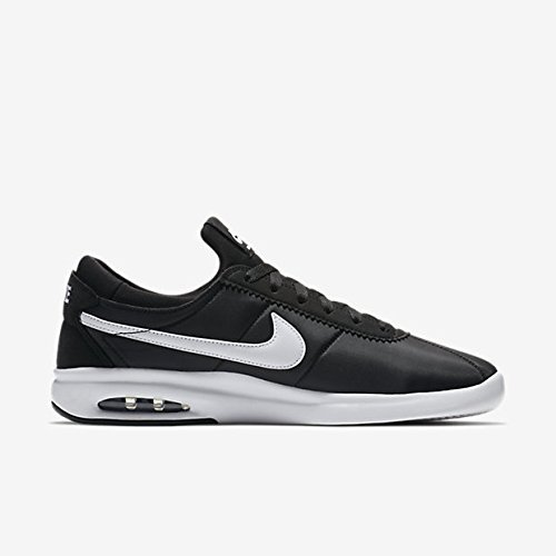Galleon - NIKE SB Air Max Bruin VPR TXT Mens Fashion-Sneakers AA4257-001 8  - Black White-White-Black ae498325a