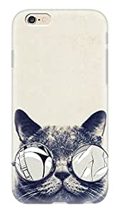 Cute pattern PC hard snap on Case for iPhone 6 4.7 inch