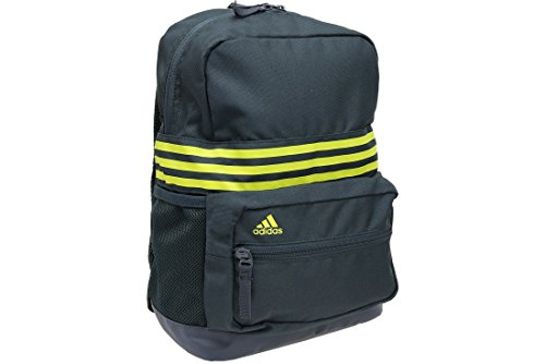 Stripes Backpack adidas Charcoal in Small 3 Sports REwqwPT