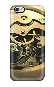 New Fashion Premium Tpu Case Cover For Iphone 6 Plus - Steampunk