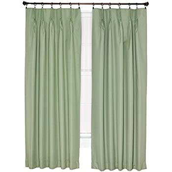 Amazon Com Ellis Curtain Crosby Thermal Insulated 144 By