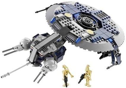 Amazon Com Lego Star Wars Revenge Of The Sith Droid Gunship W 4 Minifigures 75042 Toys Games