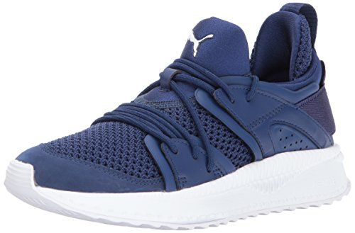 Image of PUMA Unisex Tsugi Blaze Jr Sneaker, Blue Depths, 4.5 M US Big Kid