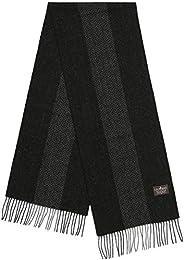 Le Ferre Men's Winter Fashionable Premium Quality 100% Pure Wool Long S