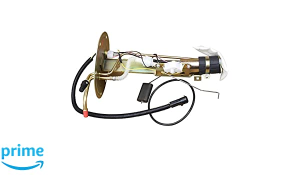 Fuel Pump /& Sender Assembly Compatible for2004-2005 Ford E-150 Club Wagon  4.6L