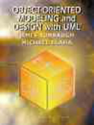 Object-oriented Modeling and Design with UML (Alternative Etext Formats) 2nd (second) Edition by Blaha, Michael R., Rumbaugh, James R published by Prentice Hall (2004)