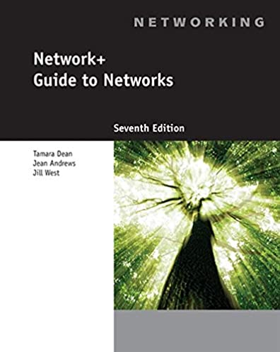 network guide to networks mindtap course list jill west tamara rh amazon com network guide to networks 7th edition pdf network guide to networks 6th edition answers