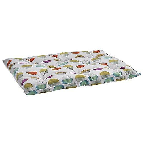 Bowsers Tufted Cushion, X-Large, Luna