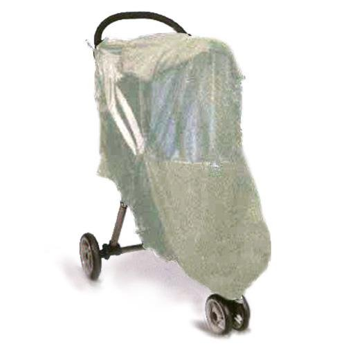 Single Stroller Stone - Protect-a-Bub 003015 Universal All Weather Shield Single Stroller - Stone