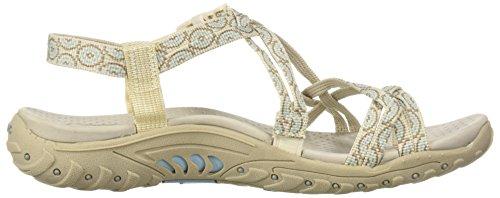 anillo Reggae Natural de Skechers pie dedo sandalia la del del del ZSxBpYwHq