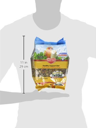Kaytee-Forti-Diet-Pro-Health-Egg-Cite-Conure-Lovebird-Food-3-lb-bag