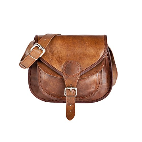 Shoulder Handbag Bag Festival Vintage Cross Body Satchel Leather Genuine 81stgeneration Everyday 4UgqI1I