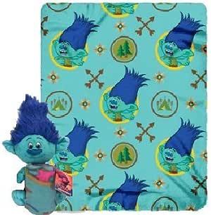 Kids Warehouse Throw Blankets Trolls BFF
