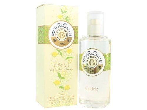 Roger & Gallet Cedrat (Citron) Perfume for Women Eau Fraiche Spray 3.3 Oz by Roger & Gallet