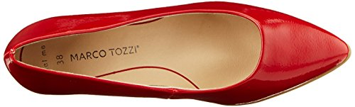 Escarpins Chili Marco Femme Marco 22207 22207 Tozzi Marco Escarpins Femme Rouge Chili Patent Patent Rouge Tozzi f6AwPqw