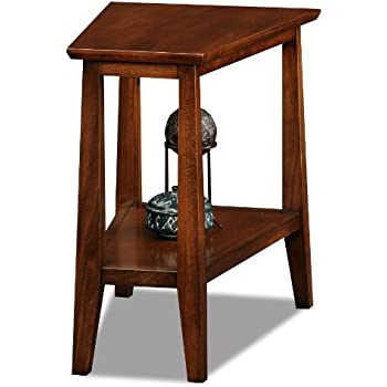 Superior Leick Delton Recliner Wedge End Table