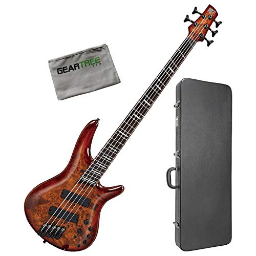 Ibanez SRMS805 BTT SR Bass Workshop Multi-Scale 5-String for sale  Delivered anywhere in USA