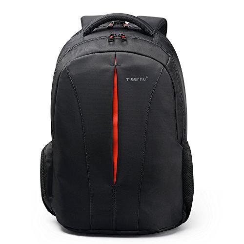 Travel Outdoor Computer Backpack Laptop bag (Orange) - 4