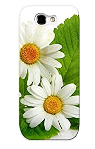 Trolleyscribe Durable Daisies Back Case/ Cover For Galaxy Note 2 For Christmas' Gifts by lolosakes