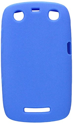 Asmyna ABB9360CASKSO003 Slim and Soft Durable Protective Case for Blackberry Curve 9360 - 1 Pack - Retail Packaging - Dark Blue ()