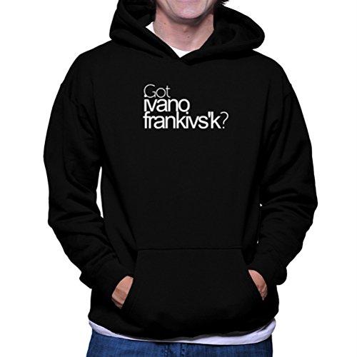 大きさ放棄する子供時代Got Ivano Frankivs'K? フーディー