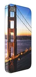 Golden Gate Bridge San Francisco iPhone 5 / 5S protective case (image shows iPhone 4 example)